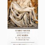 Концертный зал Вятской филармонии приглашает на «STABAT MATER, AVE MARIA»