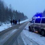 В Омутнинском районе «ВАЗ» столкнулся с микроавтобусом: один человек погиб, четверо травмированы