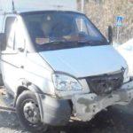 В Кирово-Чепецком районе «Газель» врезалась в автобус: после столкновения автобус наехал на пешехода