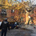 Следком: В рамках уголовного дела по факту падения башенного крана в Кирове задержан первый подозреваемый