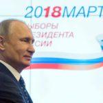 Владимир Путин набрал в Кировской области 70% голосов избирателей