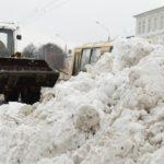 В Туже выявлены нарушения очитки дорог от снега: администрации внесено представление