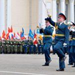 День Победы в Кирове: фестиваль оркестров, концерт и праздничный салют