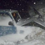 В Белохолуницком районе «семерка» улетела в кювет: четверо молодых людей получили легкие травмы