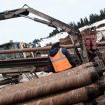 Строительство межпоселкового газопровода Мирный – Котельнич выполнено на 80%