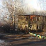 Вчера в Лянгасово сгорела квартира, а потом старый деревянный дом: погиб молодой мужчина