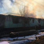 В Мурашинском районе на пожаре погибла женщина: следком проводит проверку
