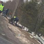 В жуткой аварии в Оричевском районе погибло два человека, четверо человек госпитализированы: в том числе полуторагодовалая и девятилетняя девочки
