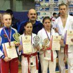 Кировские спортсмены успешно выступили на первенстве России по рукопашному бою