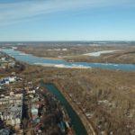 Уровень воды в Вятке снизился на 5 см