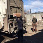 В Кирове снова раздавили 533 кг санкционных груш, капусты и шампиньонов