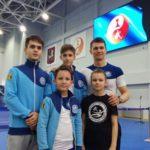 Юные спортсмены из Кирова успешно выступили на первенстве России по ушу