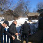 Житель Куменского района задушил своего отца