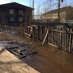 За последние сутки уровень воды в Вятке вырос на 2 см