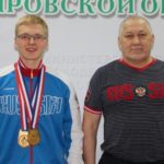 На турнире в Венгрии кировский гиревик завоевал золото чемпионата Европы