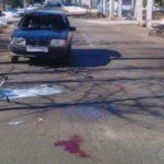 В Оричевском районе водитель «девятки» сбил велосипедистку