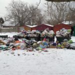 Контейнерные площадки для сбора мусора хотят закрывать на ключ