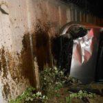 В Кирове автоледи на «Форде» врезалась в забор: от госпитализации женщина отказалась