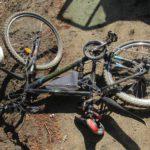 В Кирове водитель автомобиля сбил велосипедиста и скрылся с места ДТП