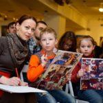 ЦСИ «Галерея Прогресса» представляет отчётную выставку учеников детской изостудии «Я люблю ИЗО»