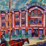 ЦСИ «Галерея Прогресса»: выставка по мотивам ретро фотооткрыток «Вятка в цвете»