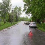 В Мурашах автоледи на «ВАЗе» сбила пенсионера: пешеход госпитализирован