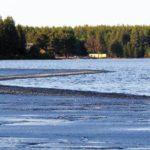 В Белохолуницком районе предприятие незаконно забирало воду из водохранилища