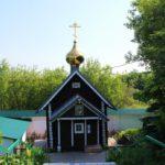 Обновленная купель откроется на территории Трифонова монастыря в Кирове