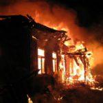 В Белохолуницком районе на пожаре в нежилом доме сгорел мужчина