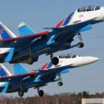 В Киров прилетит пилотажная группа «Русские витязи»