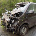 В страшном столкновении Volkswagen и трактора в Кировской области пострадало семь человек: в УГИБДД рассказали про аварию