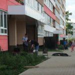 В Кирове разбился мужчина, выпав с общего балкона 17-этажки в Кирове