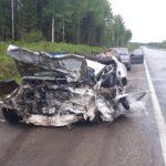 Появились подробности жуткой аварии на Южном обходе, в которой погиб 22-летний мужчина