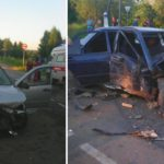 В ДТП в Орловском районе пострадали 4 человека