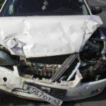 На трассе в Орловском районе столкнулись «Шкода» и «Форд»: один человек госпитализирован