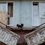 В Кирове в многоквартирном доме обрушилась балконная плита: управляющая компания не спешит с ремонтом