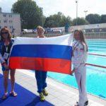 Кировские спортсмены привезли 33 медали и новый мировой рекорд с летних Европейских игр ИНАС