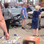 В Кирове столкнулись Kia и «Лада»