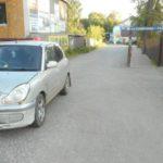 В Котельниче водитель «Тойоты» сбил подростка на велосипеде