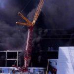 МЧС: Пожар в Зуевской школе произошел из-за несоблюдения безопасности при сварочных работах