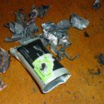 В Нолинском районе из-за взрыва аккумулятора мобильного телефона едва не сгорел дом