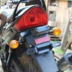 В Верхнекамском районе пассажир мотоцикла упал во время движения: пострадавшего госпитализировали