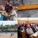Итоги недели: жертвы воды, печальные «находки», пенсии и большой футбол