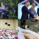 Итоги недели: падение самолета, убийство на автобазе в Кирове и открытие новых производств