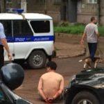 В Кирове задержали мужчину, который пытался залезть в разбитое окно к девушке