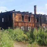 В Омутнинске сгорел многоквартирный дом: серьезный пожар с пострадавшими стал уже третьим на улице за последний год