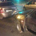 В Кирове пьяный бесправник устроил тройное ДТП: пострадала годовалая девочка