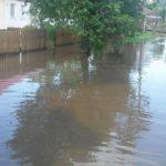 В Пижанке затопило сады и дома