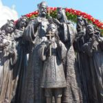 В Кирове на территории собора установили памятник царской семье: торжественное открытие запланировано на 15 июля