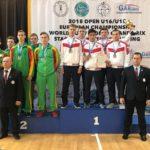 Кировские спортсмены стали победителями первенства Европы по тяжелой атлетике